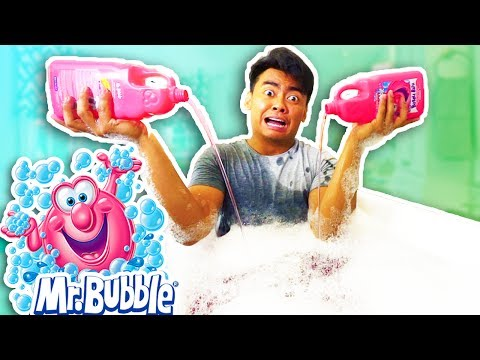 EXTREME 100 Bottles Of Bubble Bath!