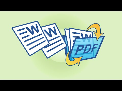 Word Doc to PDF Android App