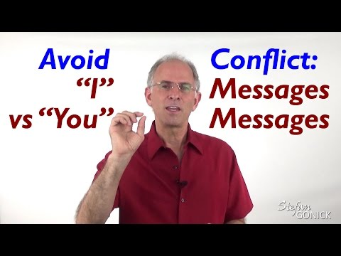 Couples Communication: Avoid Conflict with
