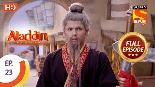 Aladdin - Ep 23 - Full Episode - 20th September, 2018