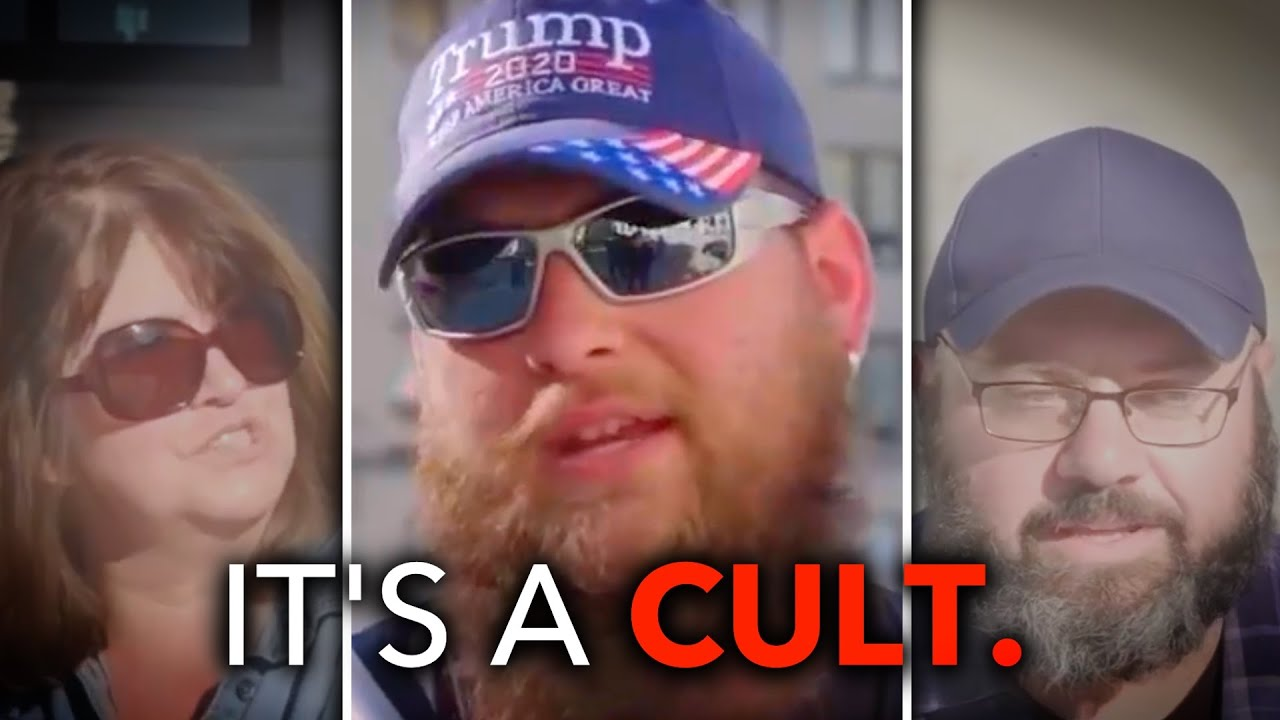 Trump Supporters Stumped When Asked for Evidence of Voter Fraud