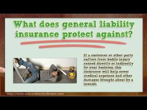 Why Is There A Contractor Requirement For General Liability Insurance In Los Angeles