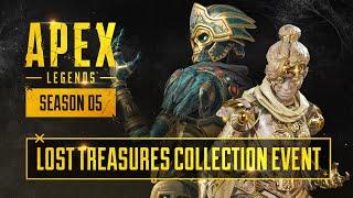 Apex Legends Lost Treasures Collection Event Trailer