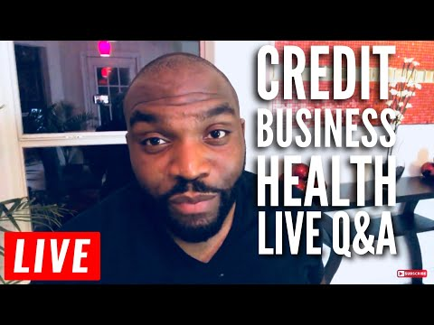 Live Q&A Credit Repair, How to start a business , beating Cancer