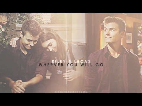 riley & lucas ■ 'i will never forget about her' (3x21)