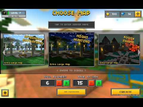 Pixel Gun3D: how to get coins fast