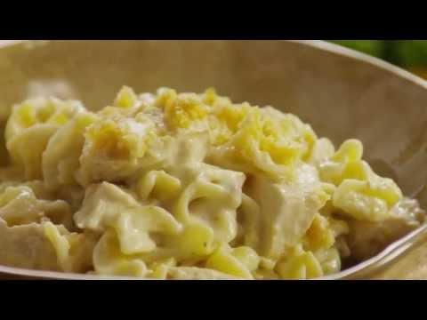 How to Make Chicken Noodle Casserole | Chicken Recipes | Allrecipes.com