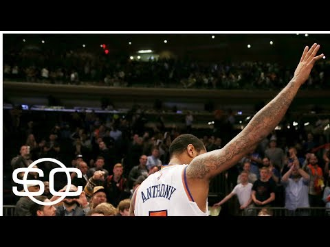 Carmelo Anthony Could Leave Knicks In Three-Team Trade | SportsCenter | ESPN