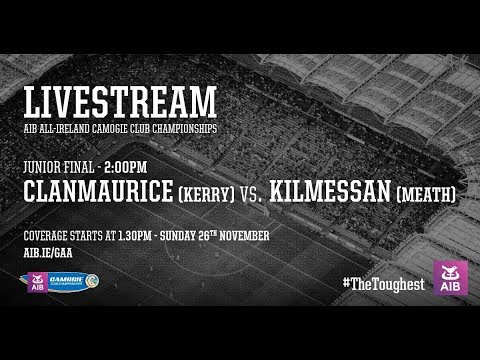 AIB All-Ireland Camogie Club Championship Final - LIVESTREAM