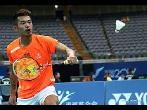 Badminton scoring system | Badminton rackets | Badminton string tension | LIN Dan vs CHONG Wei Feng
