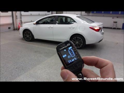 2014 Toyota Sienna G Key Plug And Play Remote Start Install