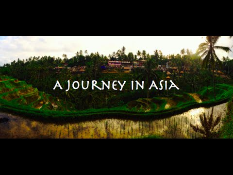 GoPro | A journey in Asia | Taïwan - Philippines - Hong-Kong - Singapore - Indonesia - Cambodia
