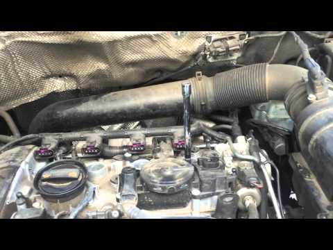 2011 VW Tiguan Spark Plug Replacement