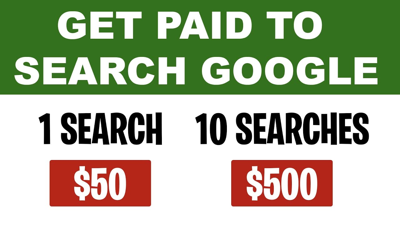 Make $500 PER DAY FROM GOOGLE SEARCH (Make Money Online 2021)
