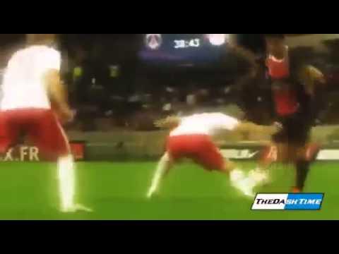 Best Football Skills Самые лучшие футбольные финты 2