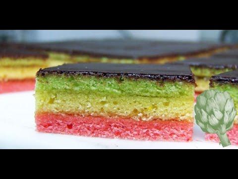 Rainbow Cookies | Potluck Video
