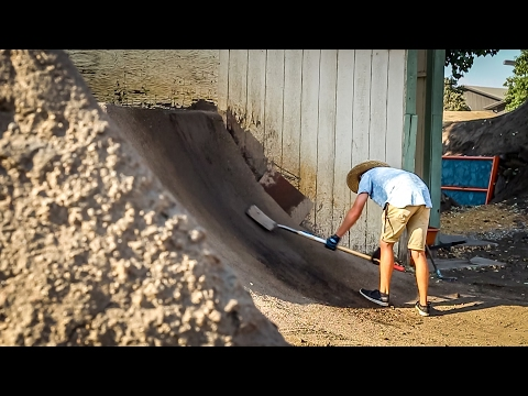 Trails Tales: How to Patch a Dirt Jump with Danimal