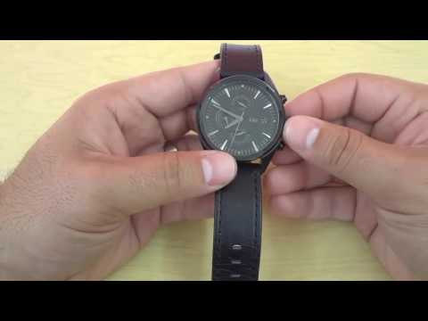 How To Change The Time On An Analog Watch-Tutorial