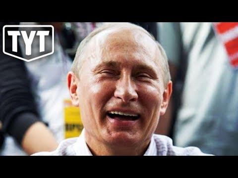 Putin LOVING Trump's New Trade War With Europe