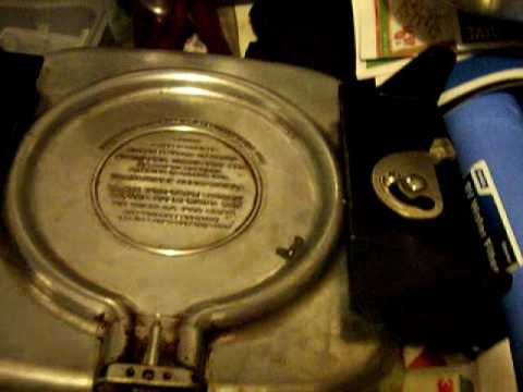 Hoover Nesco Stainless Skillet Cord Fix Repair