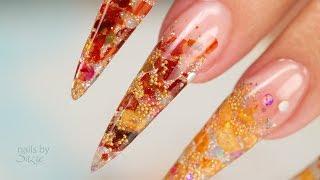Jenna is a Genius! Food Nails! Suzie Responds!
