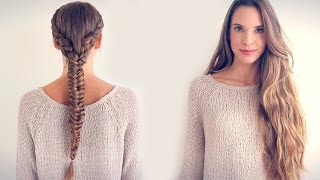 How To Get Long Healthy Hair Naturally Updated Haircare Routine