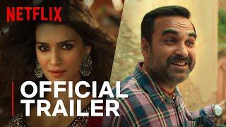 Mimi   Official Trailer   Kriti Sanon, Pankaj Tripathi   Netflix India