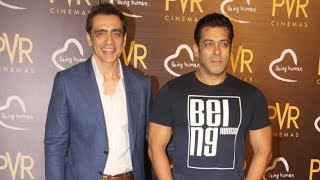 Salman Khan opens up about Being Human tie up with PVR YT
