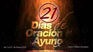 El Ayuno de 21 dias de Daniel