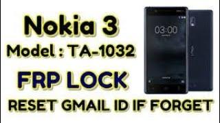 FRP Bypass Google Account Nokia 1 (TA-1047) Android GO