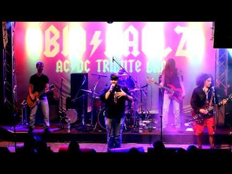BIG BALLZ - Girls Got Rhythm @ No Remorse III (AC/DC cover)