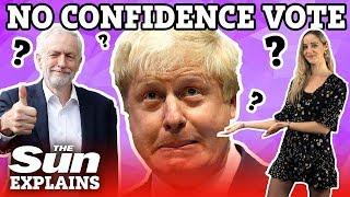 Can Boris survive a vote of no confidence?