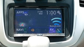 Top Of The Line Android Auto / Apple Carplay Stereo! Pioneer AVIC-8200NEX