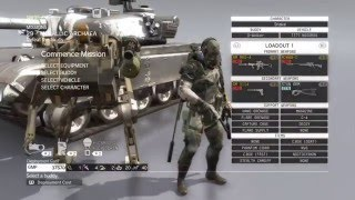 MGSV:TPP】Episode 29 : Metallic Archaea (S-Rank/All Tasks