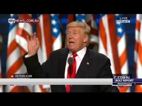 Donald Trump Election Win & Australia – The Bolt Report Nov 10