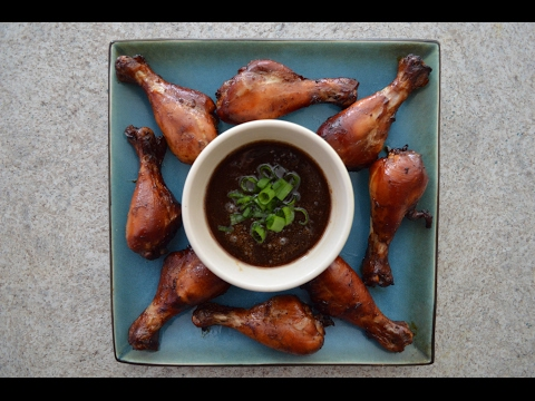 How to Bake Teriyaki Skinless Chicken Drumsticks: SmarterBaking with Kimberly
