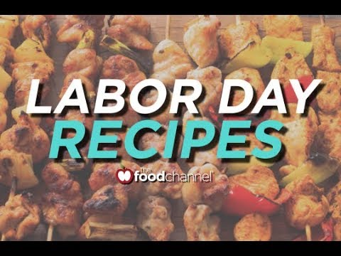 Labor Day Barbecue Blowout - Our Ode to Summer