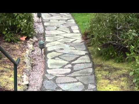 How to Install Slate Patios & Walkways, by Peninsula Landscape Supplies