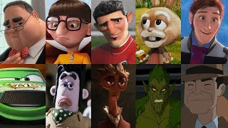 Defeats of My Favorite Animated Movie Villains Part 10