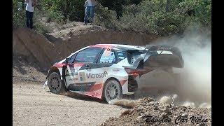 Toyota Yaris WRC Plus 2017 - Sound, Jump, Start, Show,...