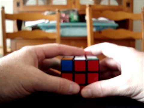 Solve Rubik's Cube without memorization - Part 11 - more 4 corner situations