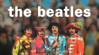 How The Beatles Changed Album Covers