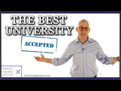 Pick the Best Fit College and Get Accepted With Admissions Expert and Ivy League Grad