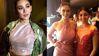 LOOK! Famous Celebrities at Miss Manila 2017!