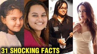 Sonakshi Sinha 31 SHOCKING UNKNOWN Facts | Happy Birthday Sonakshi Sinha