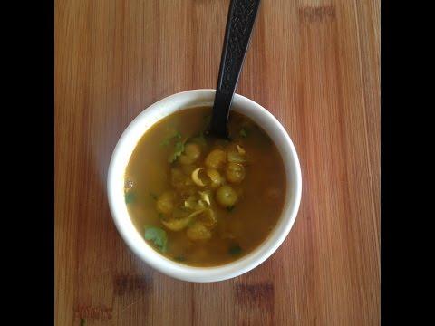 Weight loss Recipe- Homemade Green Peas Soup | Light Lunch Ideas
