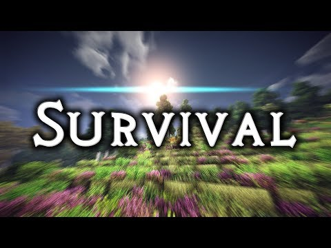 Conquest Survival (SP) - Ep1 - Basically wandering around ;-) (Live Stream)