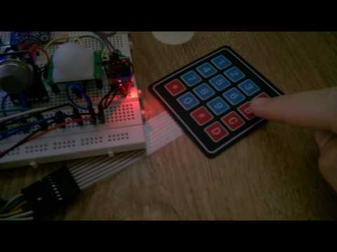 How to make a security/ surveillance system for your home with arduino