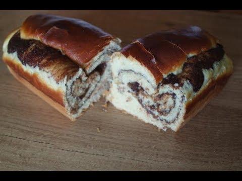 CHOCOLATE BRIOCHE LOAF RECIPE | EM'S BAKING
