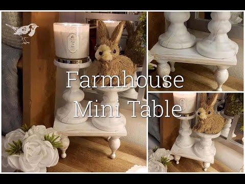 How To Make a Mini Farmhouse 7